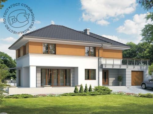 Проект дома д29