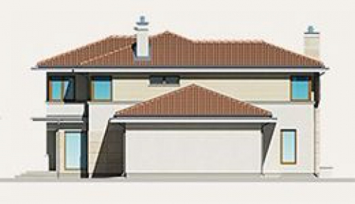 Проект дома д31