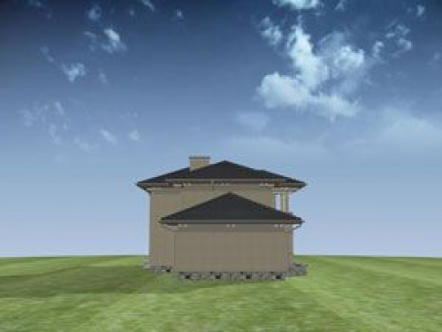Проект дома д7