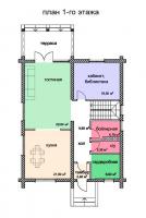 проект дома м890