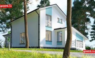 Проект дома м512