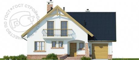 Проект дома м205