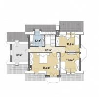 Проект дома м301