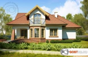 Проект дома м304