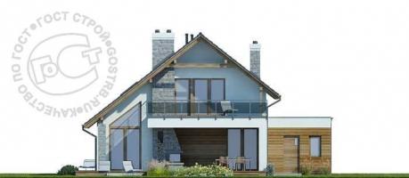 Проект дома м305