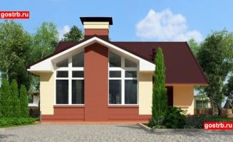 Проект дома м513