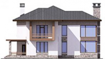 проект дома д1925