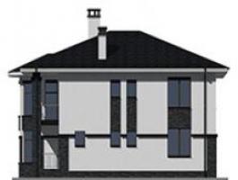 проект дома д1933