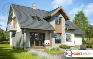 Проект дома м314