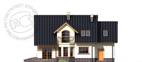 Проект дома м315