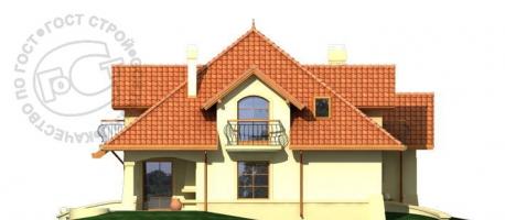 Проект дома м318