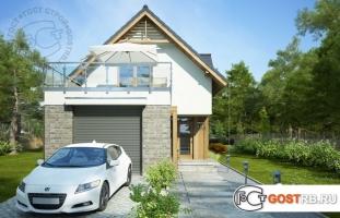 Проект дома м321