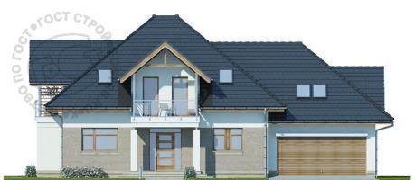 Проект дома м323