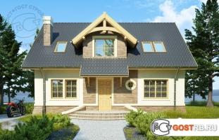 Проект дома м326
