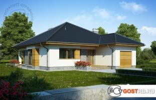 Проект дома м328