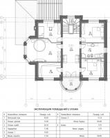 проект дома Д491