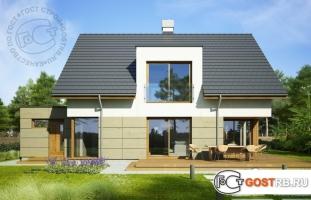 Проект дома м333