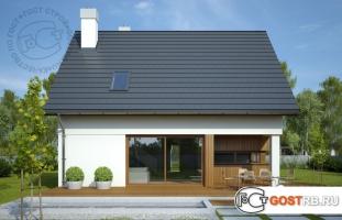 Проект дома м337