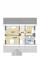 Проект дома м341