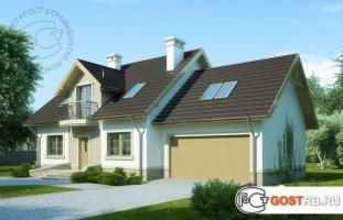 Проект дома м344