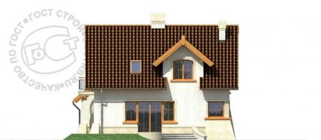 Проект дома м349