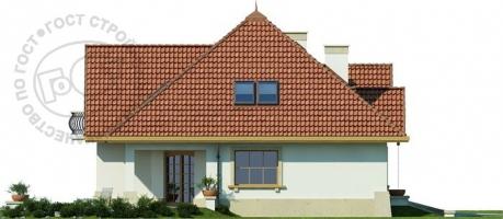 Проект дома м352