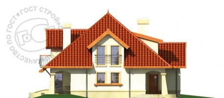 Проект дома м356