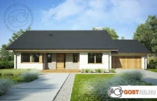 Проект дома м215