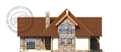 Проект дома м367