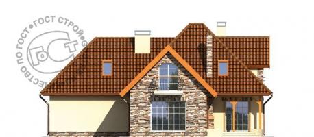 Проект дома м368