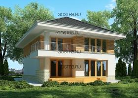 проект дома д506