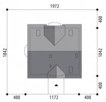Проект дома м370