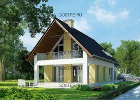 проект дома д512