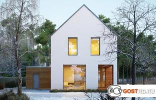 Проект дома м378