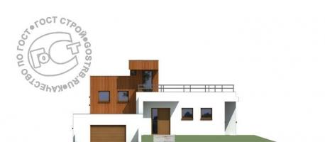 Проект дома м379