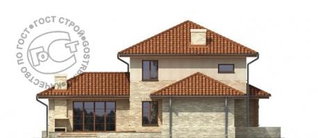 Проект дома д397