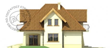 Проект дома м399