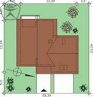 Проект дома м130
