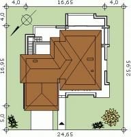 Проект дома д22