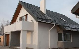 Проект дома м179