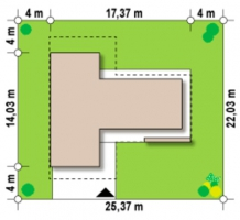 проект дома м466