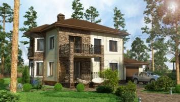 проект дома м468