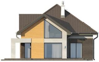 проект дома м462