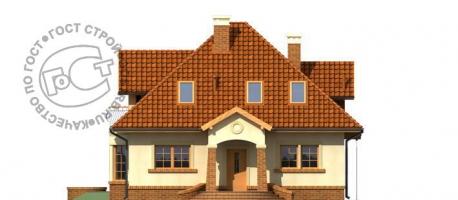 Проект дома м400