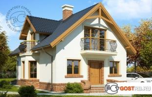 Проект дома м407