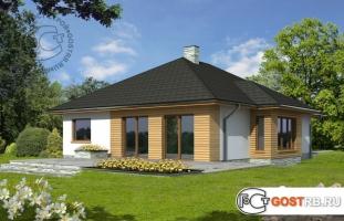 Проект дома м415