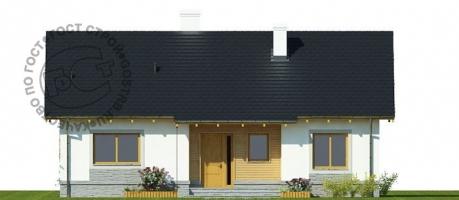 Проект дома м416