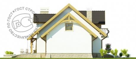 Проект дома м420