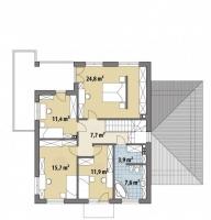 Проект дома м427