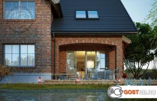 Проект дома м436